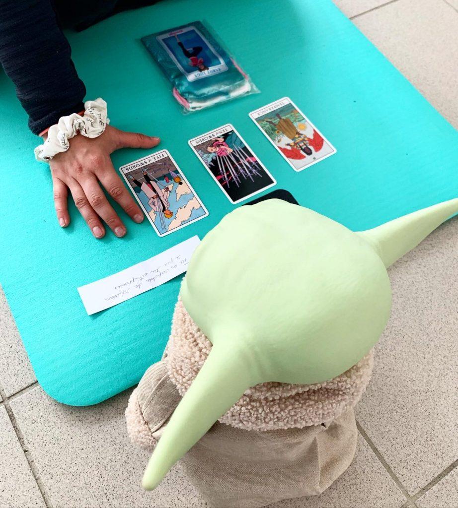 Audrey oraclinzel yoga book