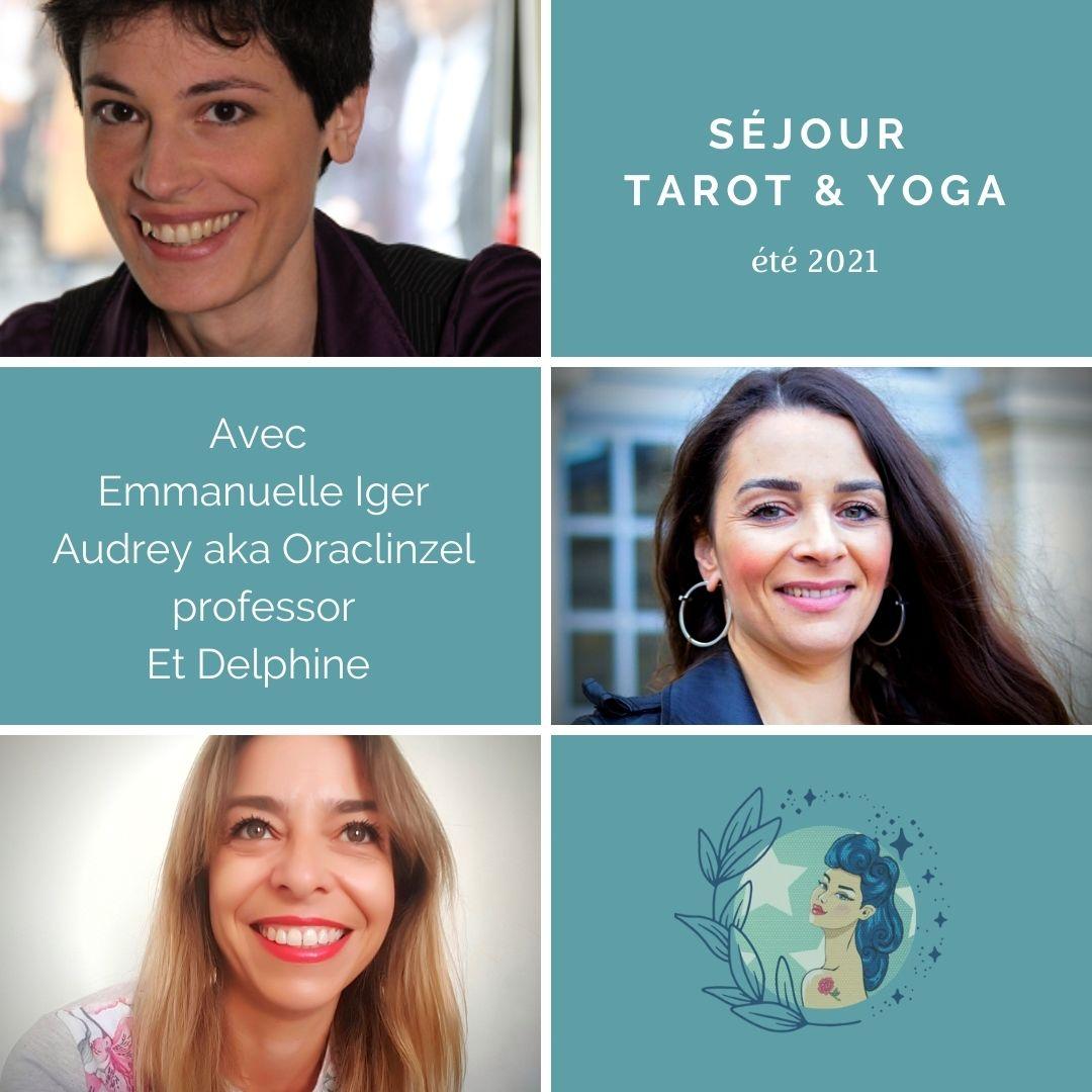 Séjour Tarot et yoga